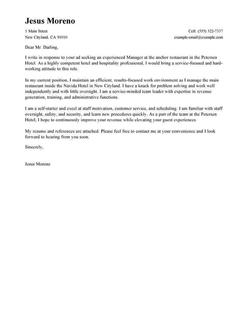 Letter Of Job Aplication from mthomearts.com