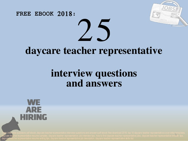 Dog Daycare Interview Questions And Answers