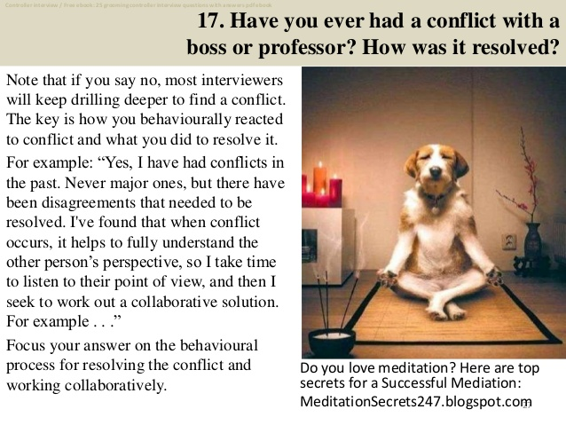 Dog Groomer Interview Questions And Answers