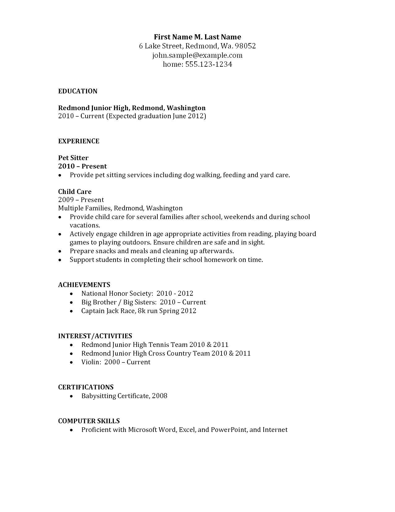 Best buy resume description