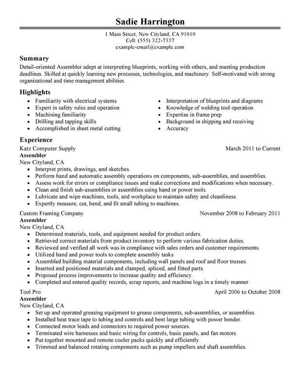 electrical line worker job description for resume