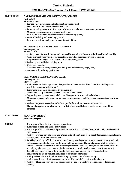 Floor Staff Job Description Sample Mt Home Arts