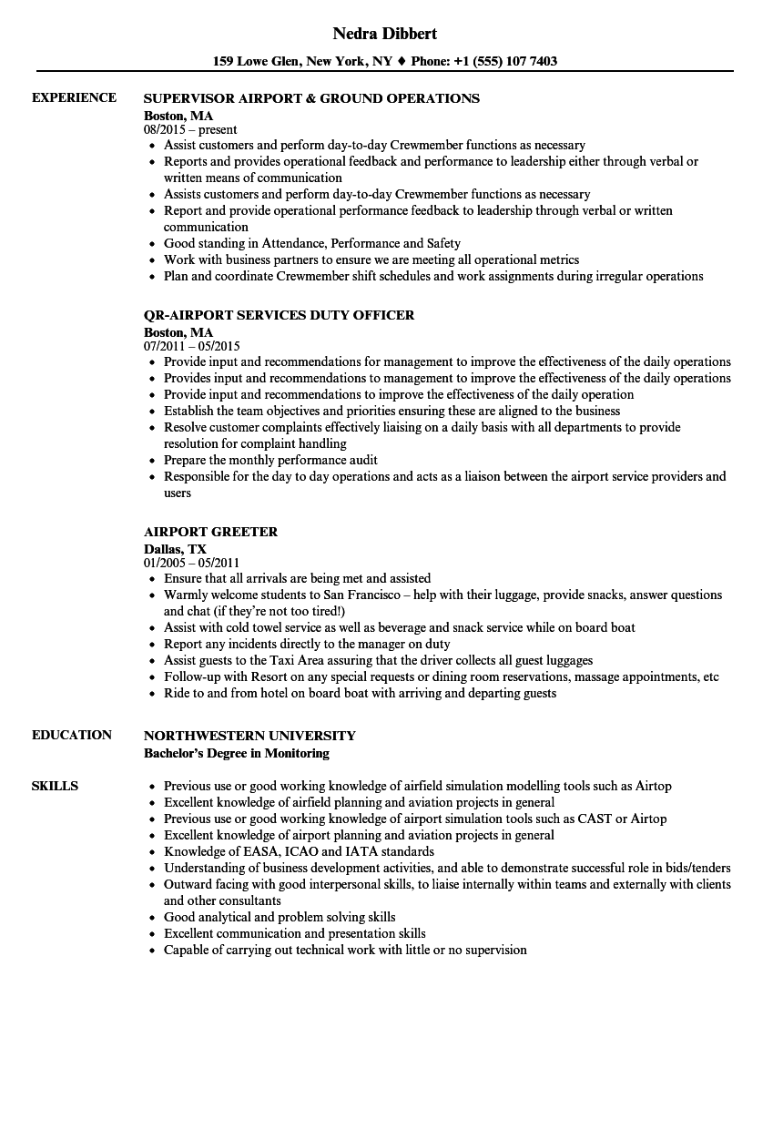 floor-staff-skills-for-resume-airport-resume-sample Job Application Letter For A Bartender on eee freshers, assistant researcher, hotel receptionist, small micro banking, example re, no experience,