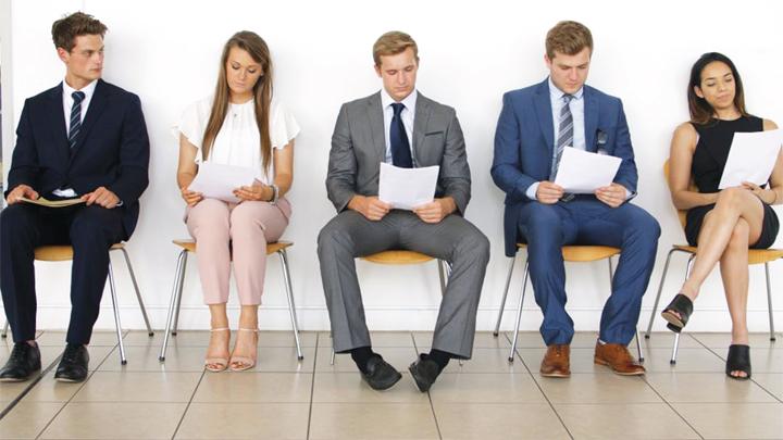 4 steps to get a job interview