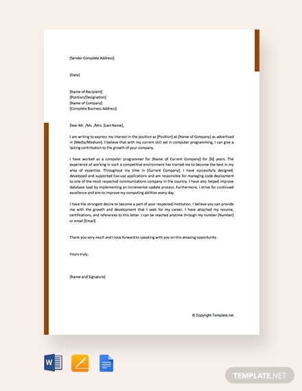 Self Recommendation Letter Example from mthomearts.com