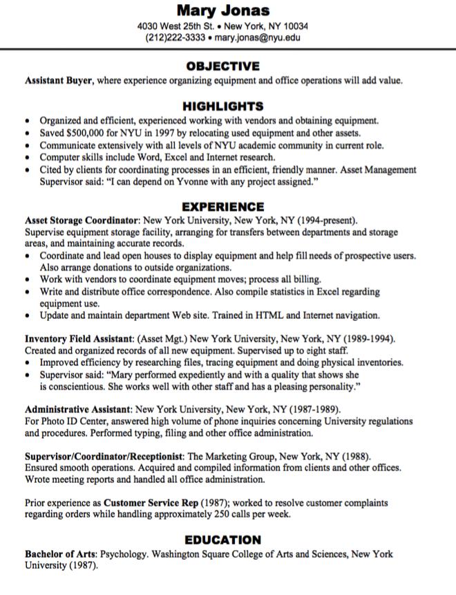 web analyst resume template